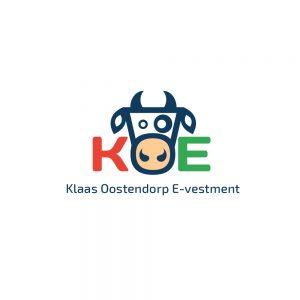 Logo klaas oostendorp E-vestment
