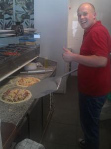 Pizzarette Menu
