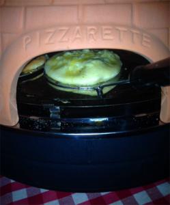 knoflookbroodje uit de pizzarette