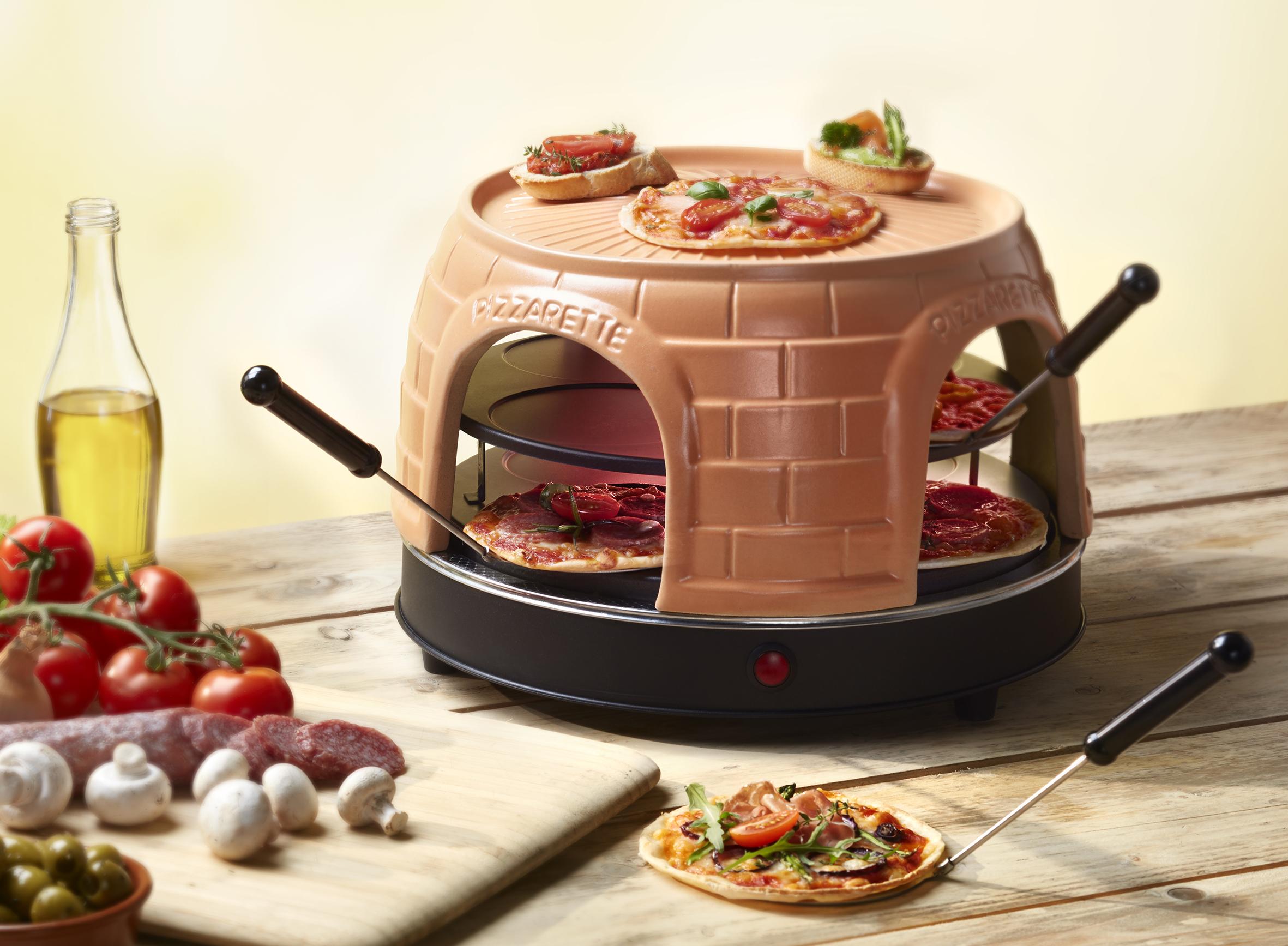 Pizzarette Keep Warm 8 Persoons De Officiële Pizzarette Leverancier